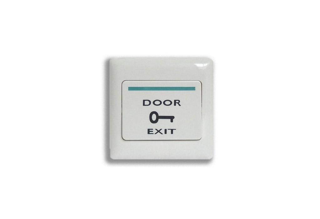 Regular exit button